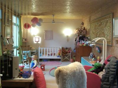 dormitorio bebe - Ideas para decorar un cuarto infantil. El cuarto del bebé.