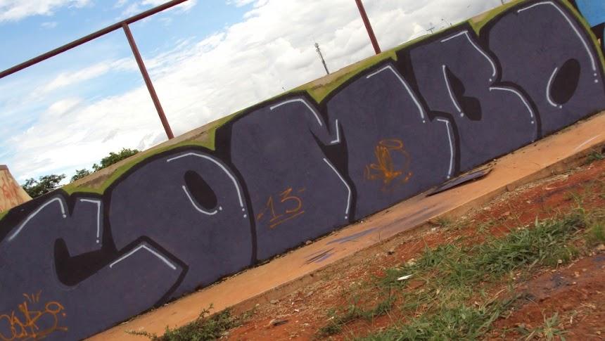 COMBO graffiti skate park