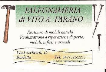 Falegnameria Farano