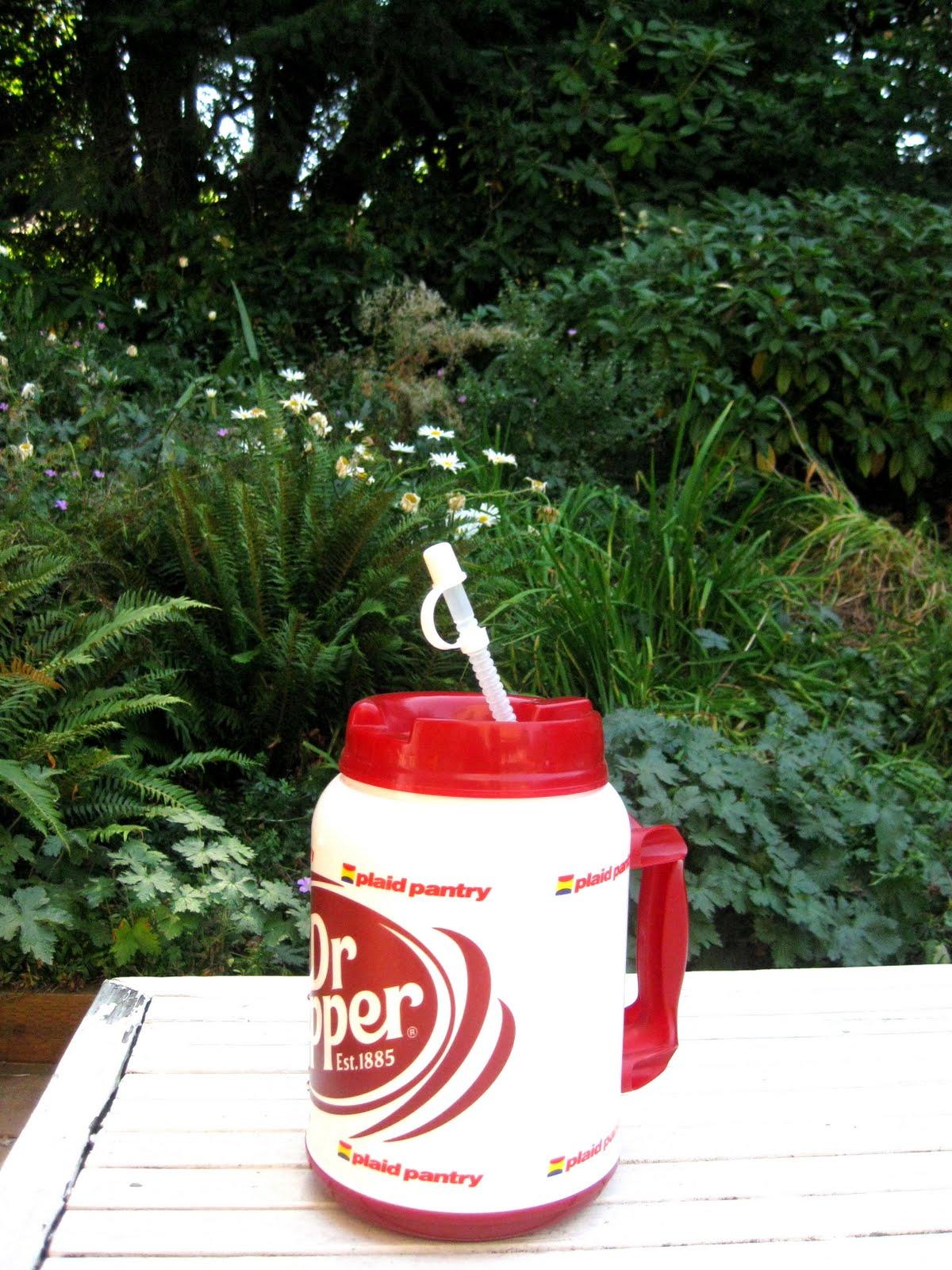 am pm 64 oz drink mug
