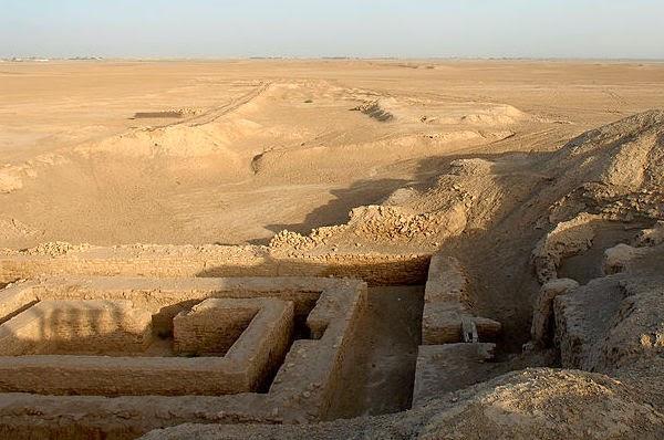 Dinasti Uruk, sumeria