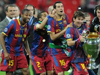 Barcelona Juara Champion 2011 [VIDEO]