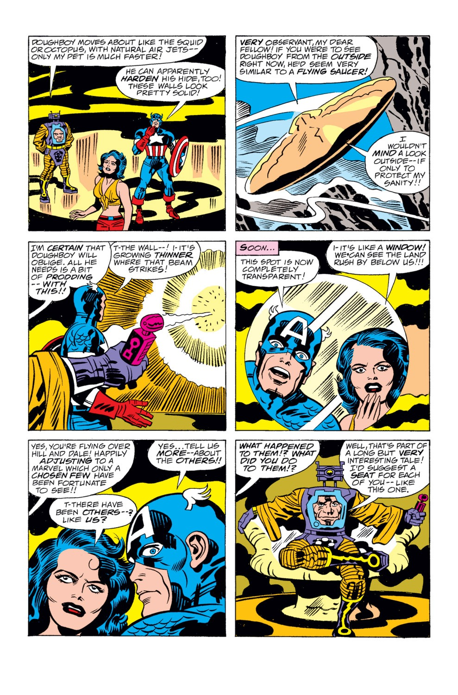 Captain America (1968) Issue #209 #123 - English 9