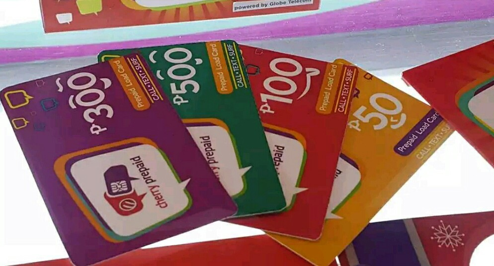 cherry prepaid load photo from edsel lorete of inslashout - Load Prepaid Card