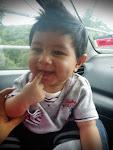 Anak Ketiga :Khalish Rayyan