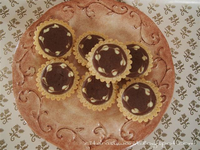 Chocolate Cheese Tart Resepi Terbaik