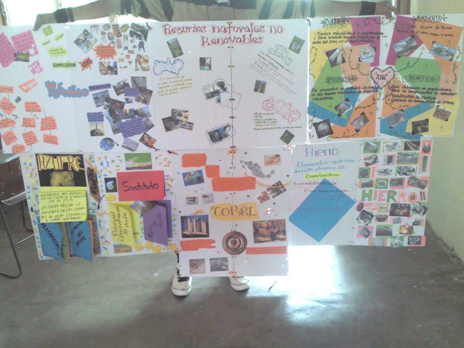Ecologia for Elementos del periodico mural