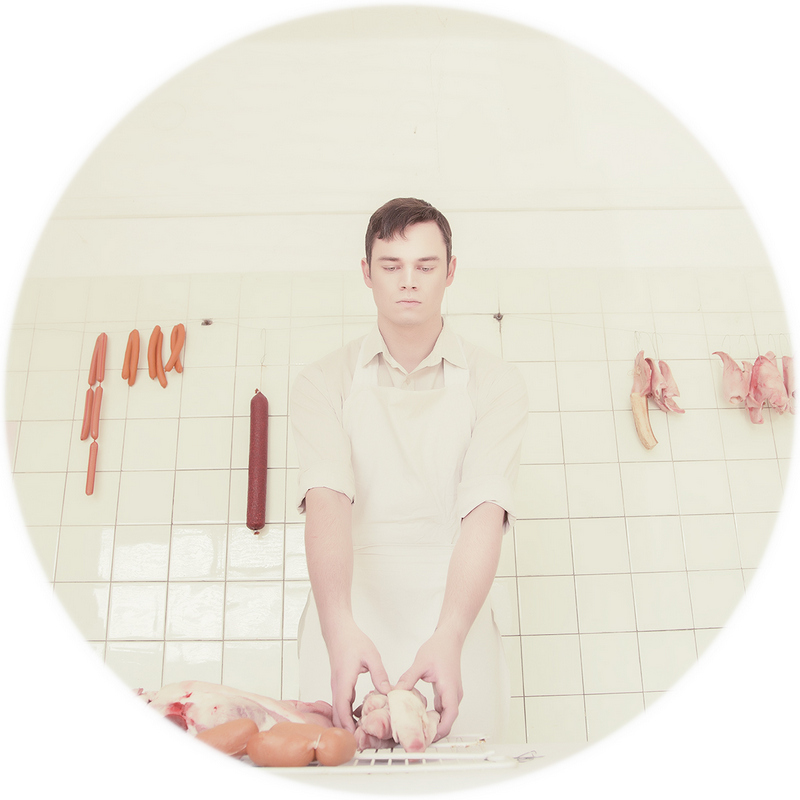 ©Maria Svarbova (Aria Baró) | Butcher /Anna and the Adults/. Fotografía | Photography