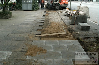 "Hofweg: ""Radweg"" wird zum Gehweg"