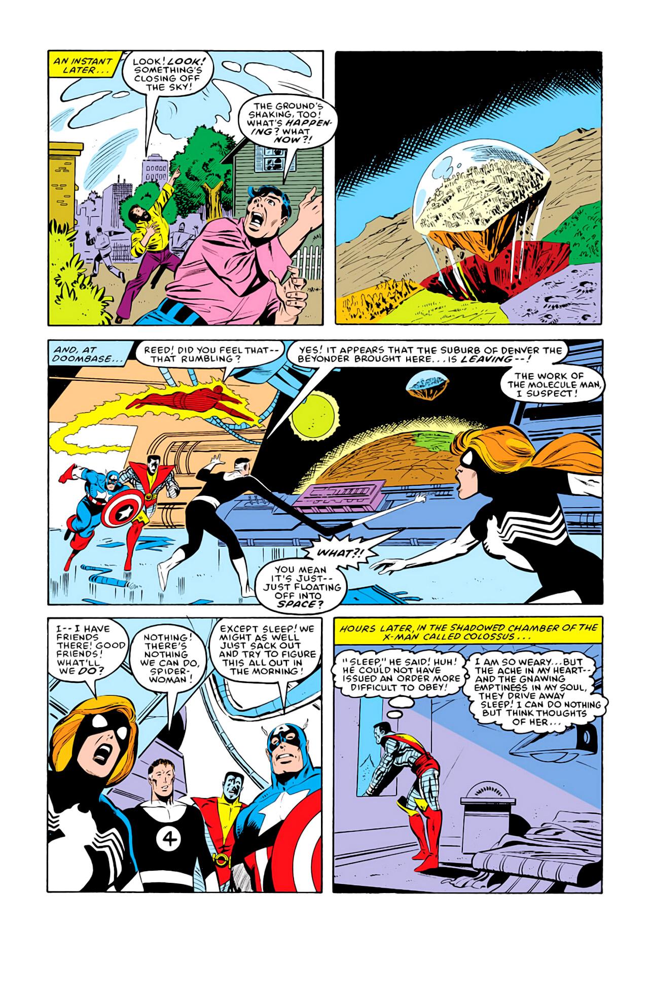 Captain America (1968) Issue #292l #219 - English 10
