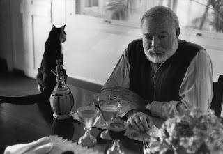 Ernest Hemingway @Torre Johnson-Magnum Photos