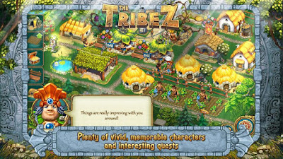 The Tribez Mod (Unlimited Money & Crystall) v1.3.1 APK