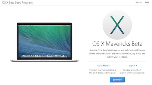 أبل تقترح تجربة الإصدارات القادمة لـ Mac OS X التقنية نت - technt.net