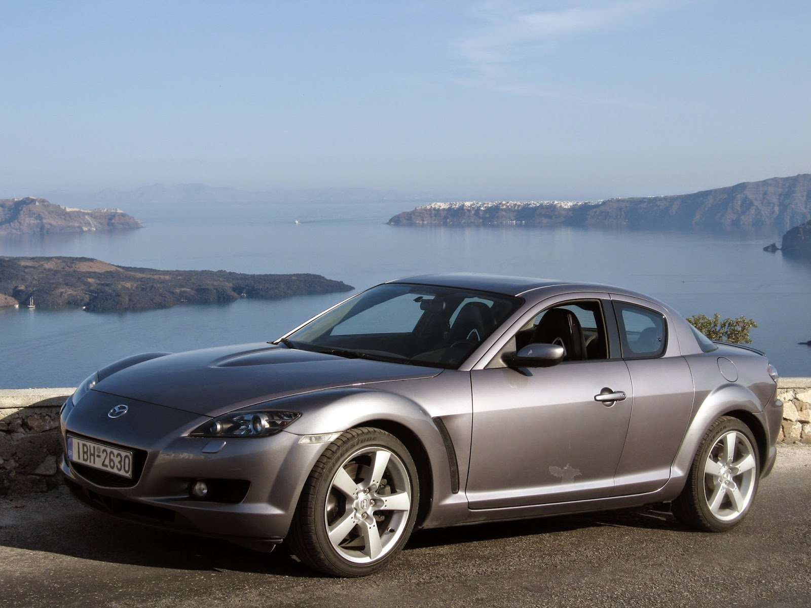 mazda rx 8 challenge 192hp my 2006 test drive autoholix. Black Bedroom Furniture Sets. Home Design Ideas