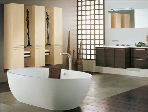 C mo decorar un ba o moderno decorar casa y hogar - Lo ultimo en cuartos de bano ...