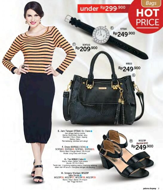 Katalog Paloma Sophway Terbaru 18 Agustus - 31 Oktober 2015 Edisi 39