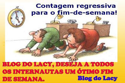 BOM FIM DE SEMANA!!!!!!!!!