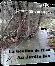 Ebook Gestion de l'eau au jardin bio
