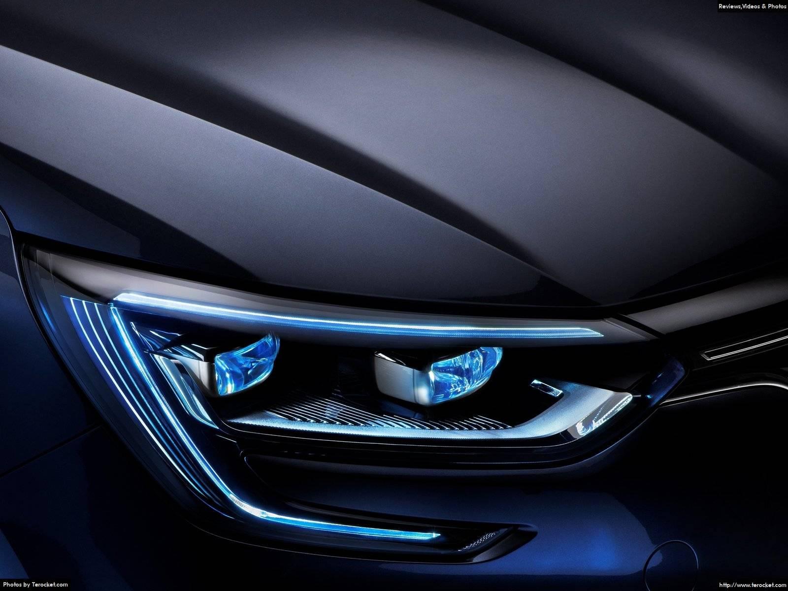 Hình ảnh xe ô tô Renault Megane 2016 & nội ngoại thất