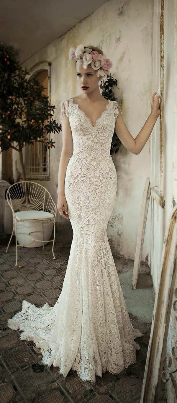 Коллекция свадебных платьев от Lihi Hod