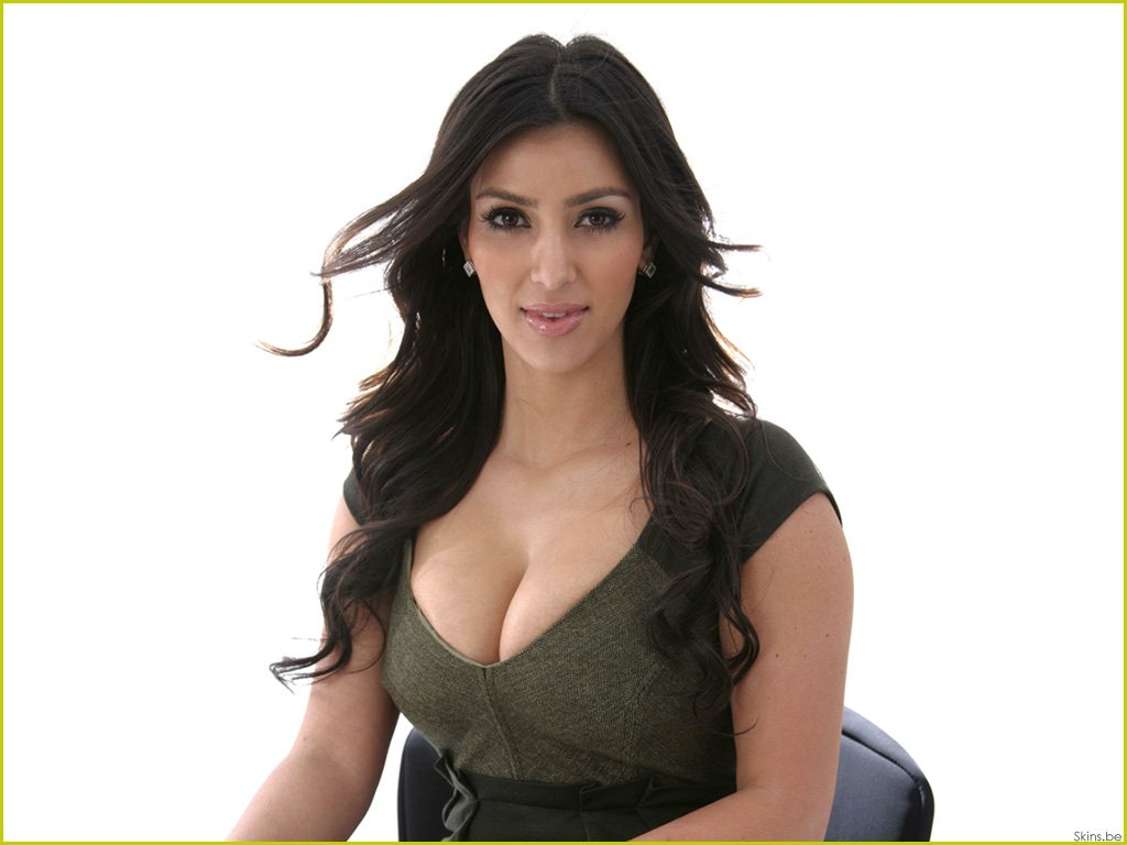 Kim Kardashian Hot Wallpapers