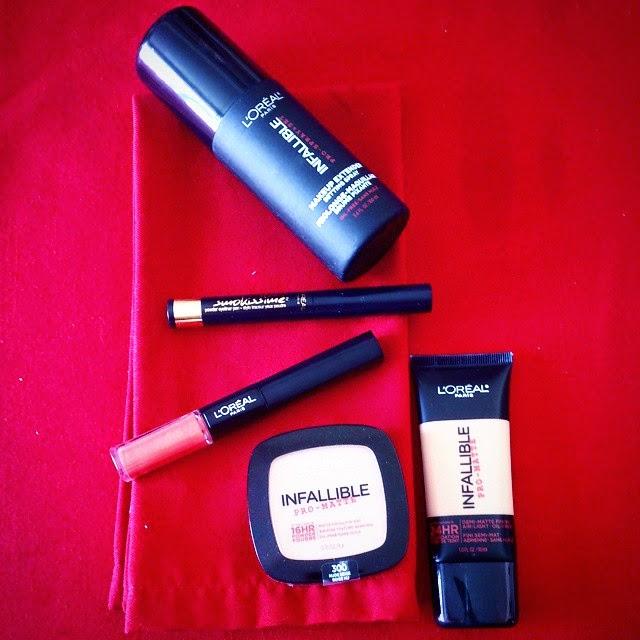 Les meilleurs looks maquillage des #Oscars2015: Infaillible L'Oréal