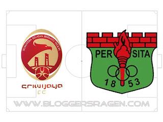 Prediksi Pertandingan Sriwijaya FC vs Persita Tangerang