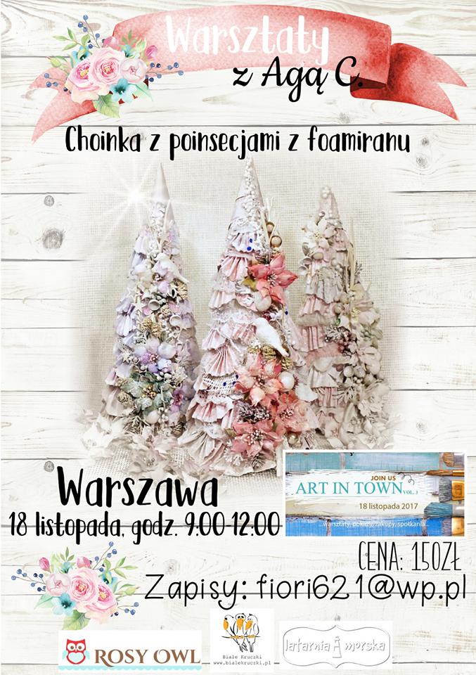 Warszawa Artin Town 18 listopada