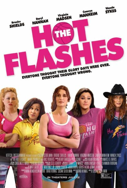 Los sofocos (The Hot Flashes) (2013)