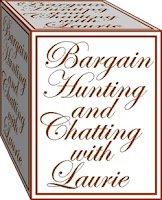 Bargain Hunting and Chatting with Laurie