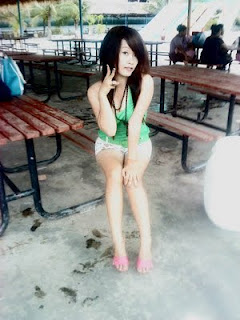 Khmer girl Coca Mini with swimsuit 7
