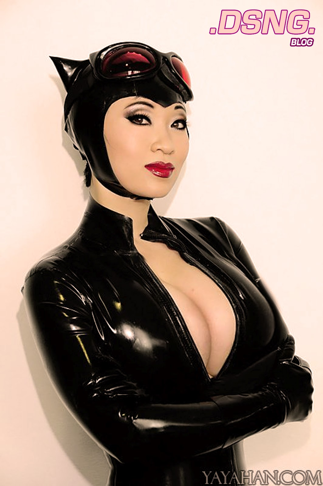 Tits and latex