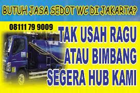 SEDOT WC JAKARTA TIMUR TLP 0819 0808 8005