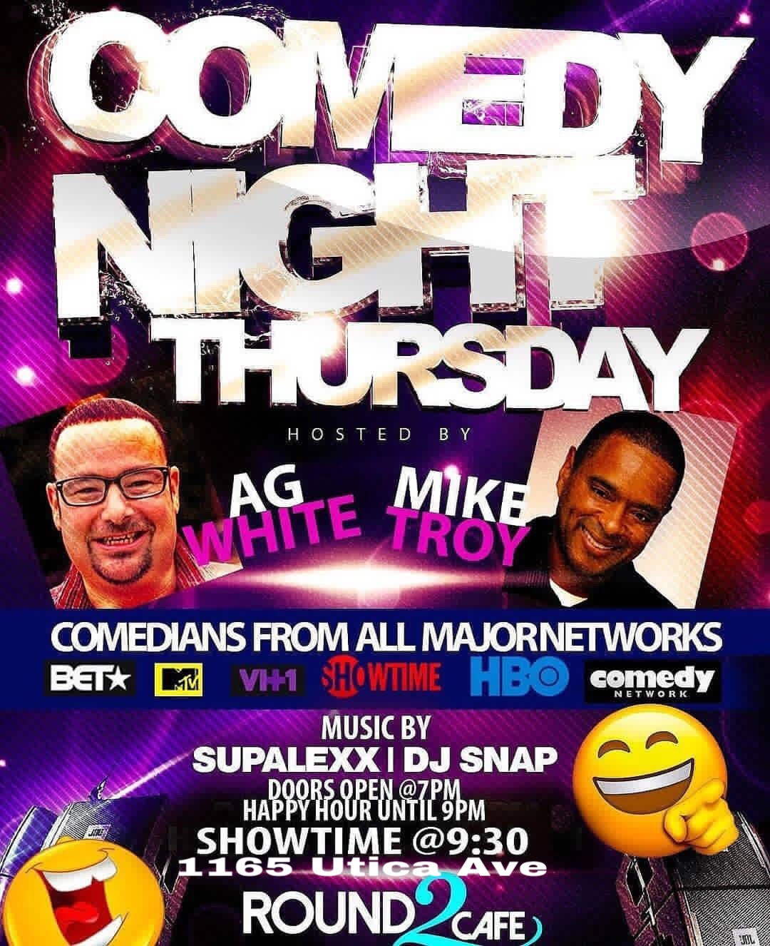 EVERY THURSDAY!!