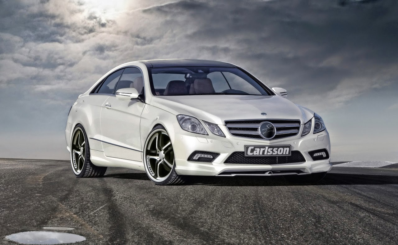 2010 carlsson ck50 based on mercedes benz e500 w207 for Mercedes benz w207