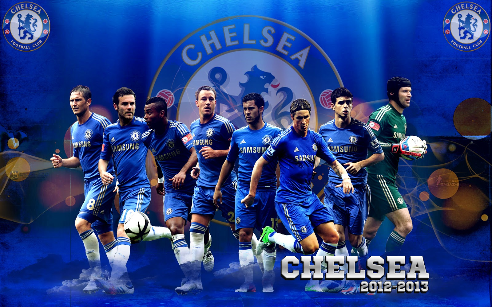 All Wallpapers: Chelsea FC Logo Wallpapers 2013