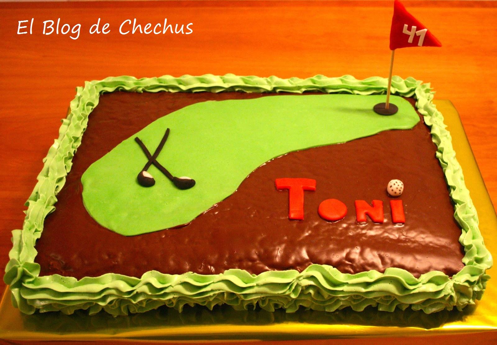 el blog de chechus, tarta