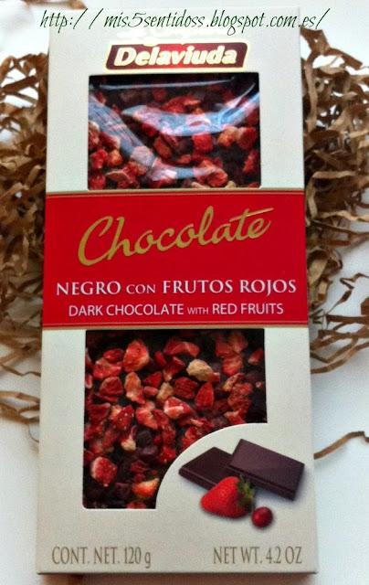 Muestras Premium Delaviuda Frutos Rojos