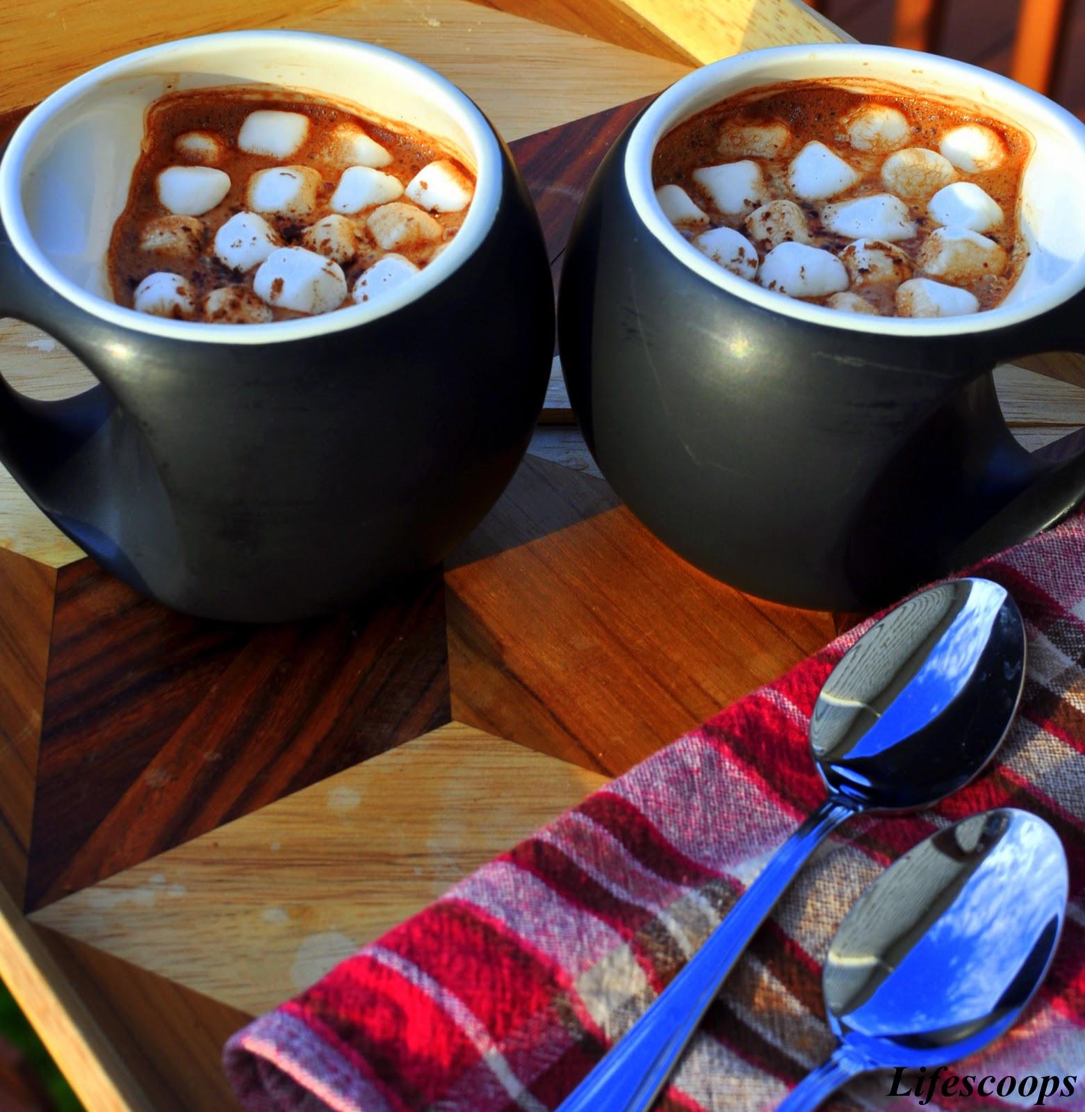 Marshmallows Chocolate Recipe