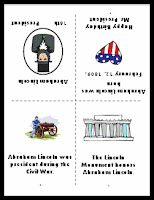 presidents day activities, activities for kids, ready set read, abraham lincoln activities for kids
