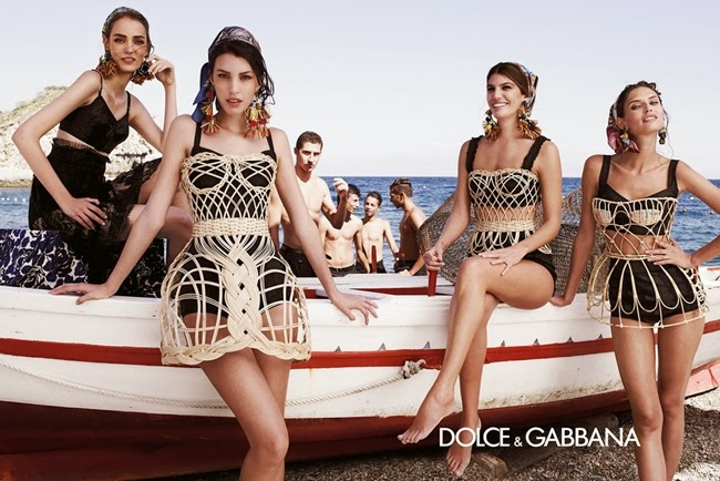(Dolce & Gabbana 2013 SS)