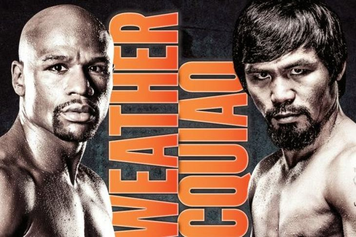 Pacquiao vs Mayweather Fight 2015: List of Celebrities Sitting at Ringside