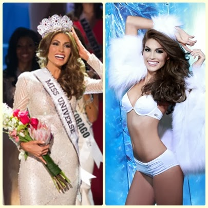 Miss Universe 2013 Maria Gabriela Isler of Venezuela