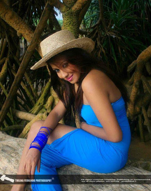 Srilankan Model Fallon Michelle Hot Photo Collection