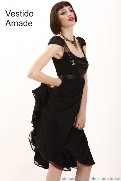 Vestidos 2014. Vestidos negros 2014. Ciara Women vestidos verano 2014.