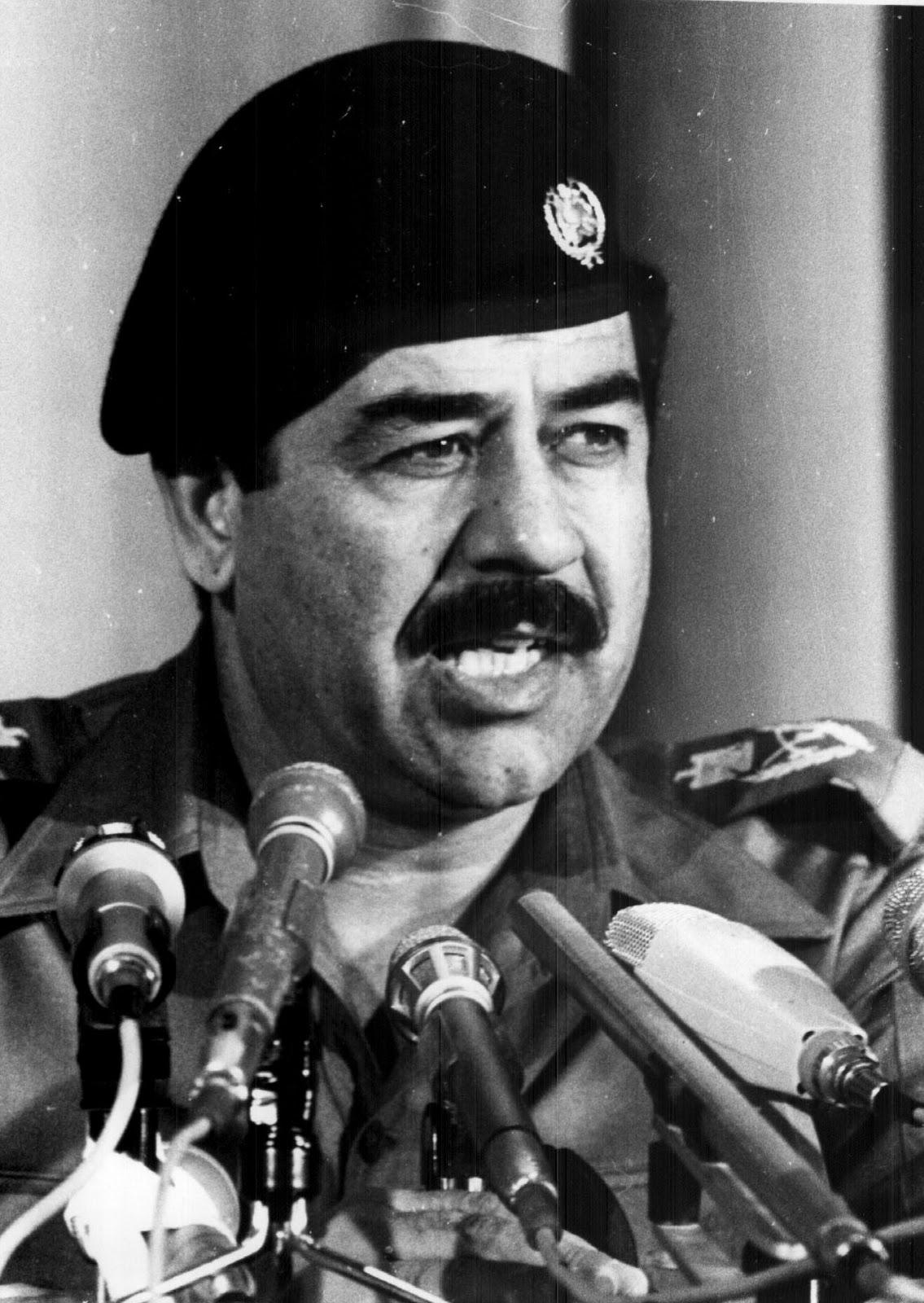 I Was Here.: Saddam Hussein Saddam Hussein