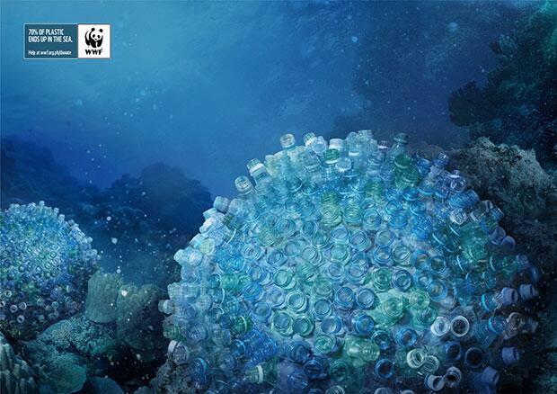 Green Pear Diaries, publicidad que incomoda, WWF