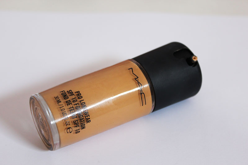 prolong1 Base Pro Longwear da MAC