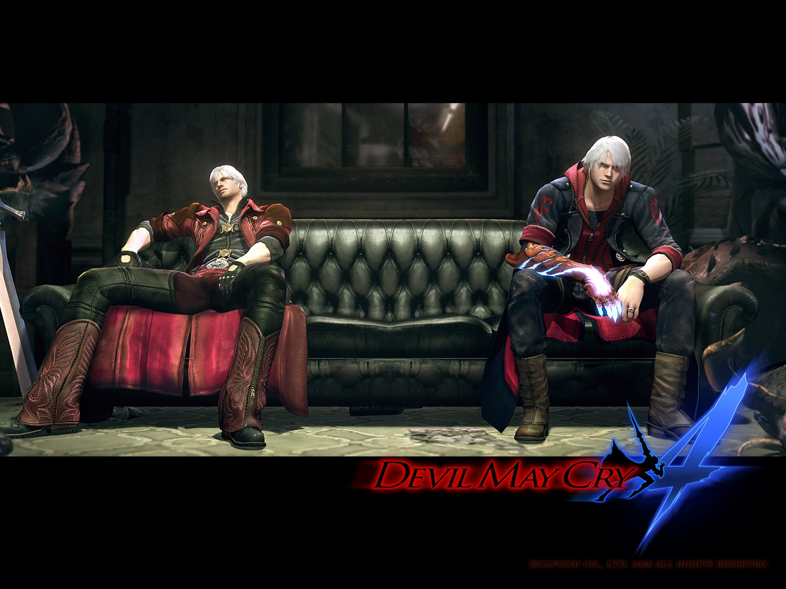 TT-Tudotorrent: Devil May Cry 3 e 4