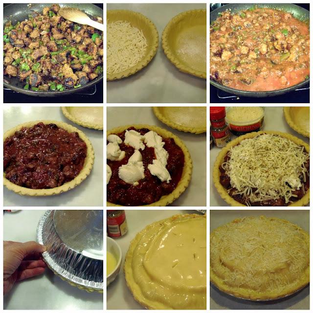 Pizza Pie Step By Step
